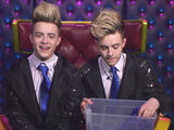 Day 6: Jedward get dressed for their task