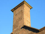 A chimney