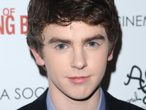 Freddie Highmore