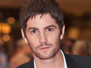 Jim Sturgess at the 'One Day' premiere at Westfield