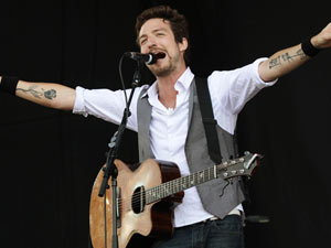 Reading Festival 2011: In Pictures: Frank Turner