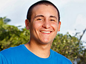 Survivor: South Pacific: Brandon Hantz
