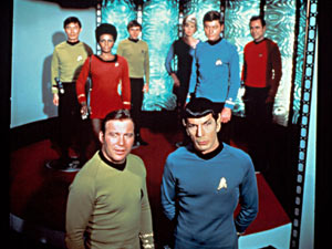 The original Star Trek cast