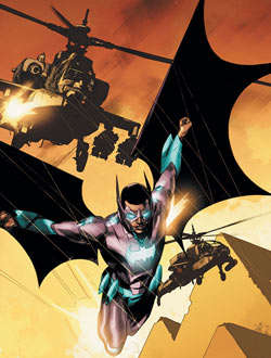The New 52 - Batwing