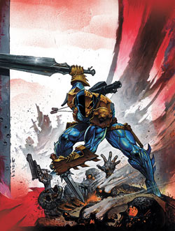 The New 52 - Deathstroke
