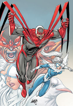 The New 52 - Hawk and Dove