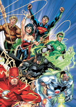 The New 52 - Justice League
