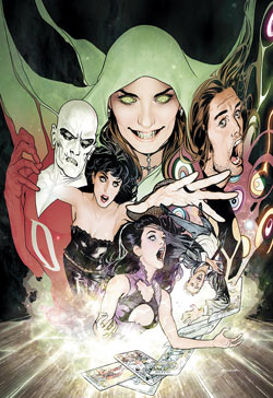The New 52 - Justice League Dark