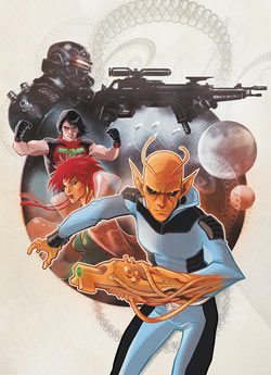 The New 52 - Legion of Super-heroes