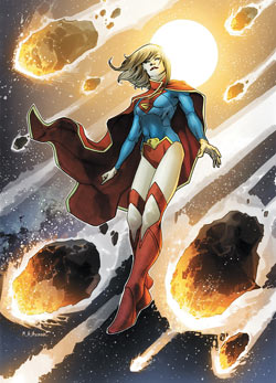 The New 52 - Supergirl