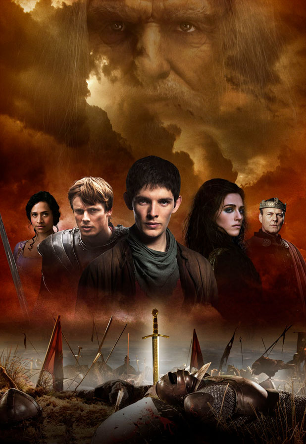 Merlin season 3 cast