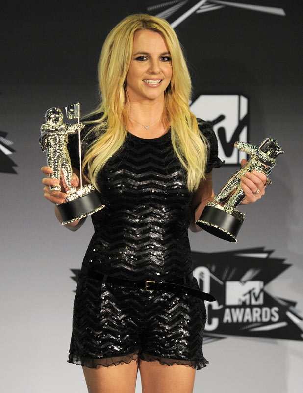 VMAS 2011: Britney Spears