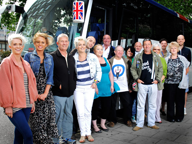 Coach Trip contestants