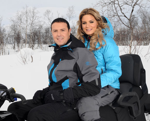 71 Degrees North S02: Hosts Paddy Mcguinness and Charlotte Jackson