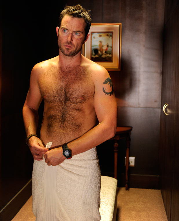 Sullivan Stapleton in 'Strike Back 2'