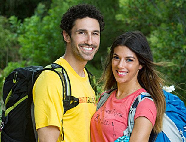 Reality stars Ethan Zohn and Jenna Morasca