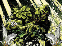 The New 52 - Swamp Thing
