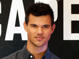 Taylor Lautner promotes his new film 'Abduction' or 'Sin Escape' in Mexico City