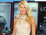 Gwyneth Paltrow on the red carpet for the film 'Contagion' at the 68th edition of the Venice Film Festival in Venice