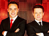 Ant & Dec presenting Red or Black