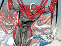 Sterling Gates reveals why he stepped down as writer on Hawk and Dove.