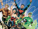 The script is allegedly based on a three-issue Justice League of America plot.