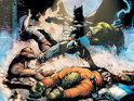 DC dominates the sales chart for September and claims the highest market share.