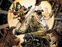 Jeff Lemire departs Frankenstein, Agent of S.H.A.D.E. for Justice League Dark.