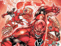 We give our verdict on the Red Lantern Corps' first solo title.