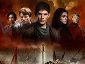 Take a look at the iconic image for the fourth series of Merlin.