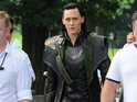 Tom Hiddleston discusses Loki's role in Marvel's The Avengers movie.