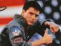 Tom Cruise once again suggests that he is interested in a Top Gun sequel.
