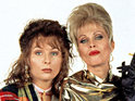 Lumley said that Jennifer Saunders has an idea for the movie.