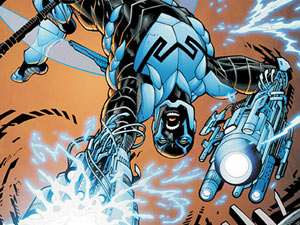 The New 52 - Blue Beetle