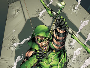 The New 52 - Green Arrow