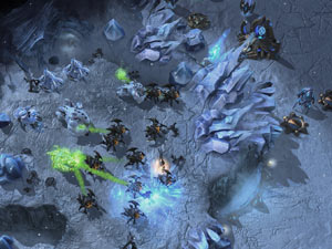 &#39;Starcraft II&#39; screenshot