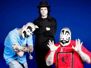 Jack White and Insane Clown Posse
