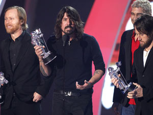 VMAS 2011: Foo Fighters