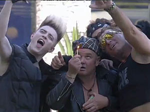 CBB 2011 Boyband rehearsals