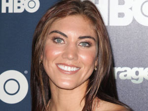 DWTS 2011 Contestants: Hope Solo