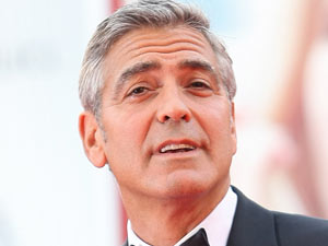 George Clooney attends &#39;The Ides of March&#39; Venice Premiere