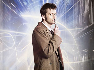 David Tennant as Doctor Who