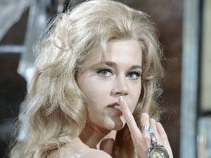 Jane Fonda (Barbarella)