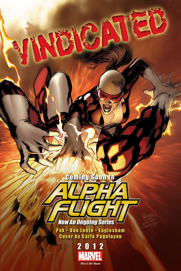 Alphaflight Cover