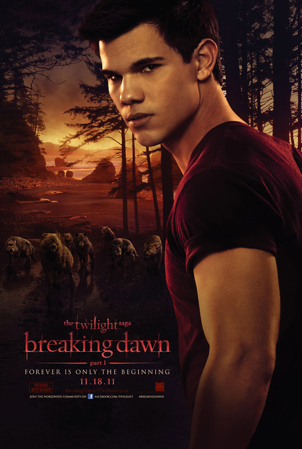 Twilight - Breaking Dawn Character Poster