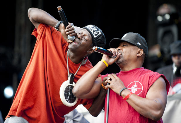 Bestival 2011 - Public Enemy