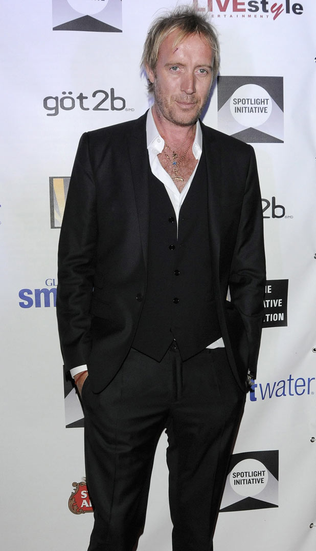 Rhys Ifans at The Creative Coalition's 2011 Spotlight Initiative Awards