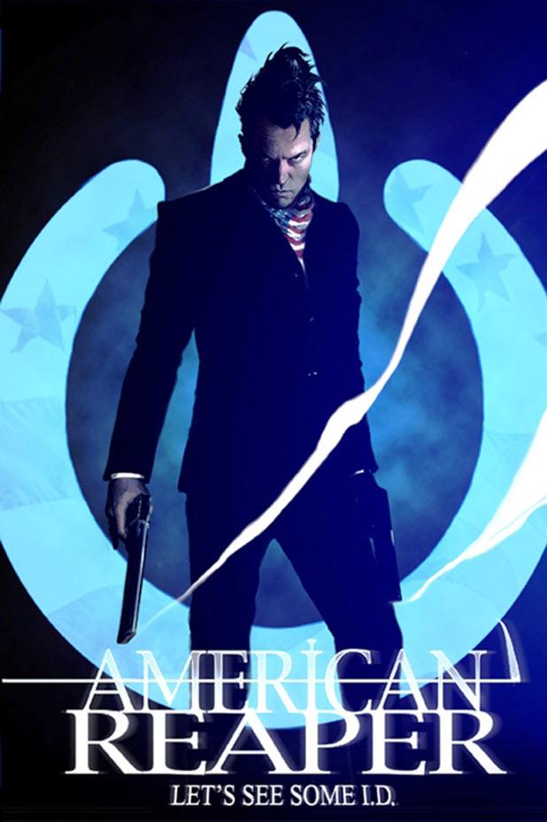 'American Reaper' artwork