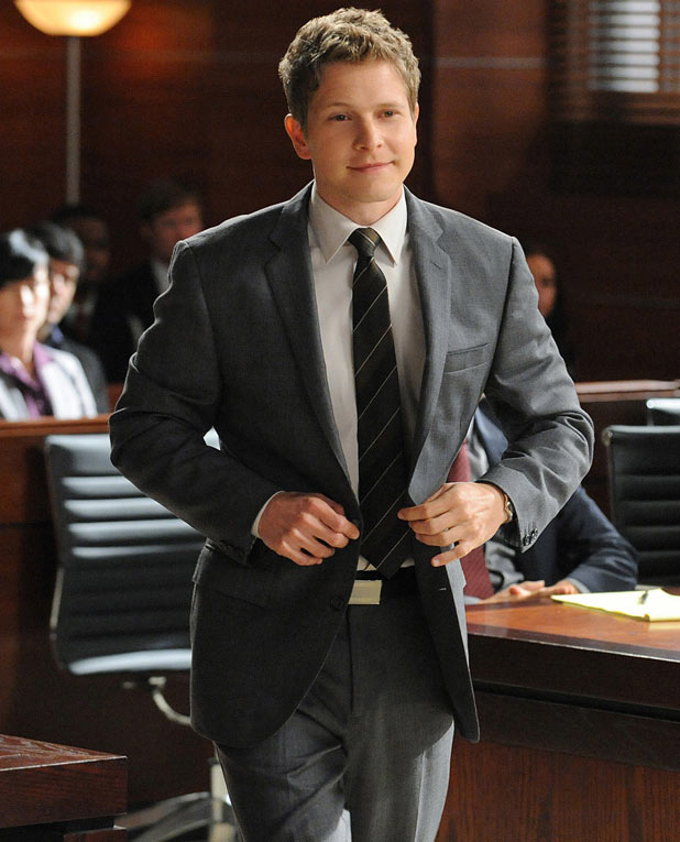 The Big One: Matt Czuchry