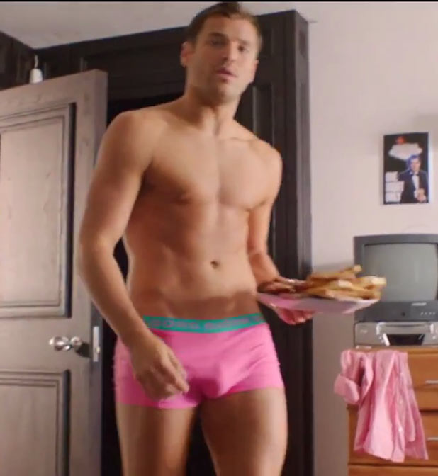 Mark Wright of 'The Only Way Is Essex'